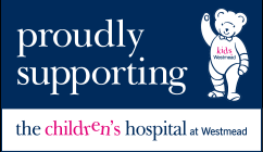 Proudly supporting The Children's Hospital at Westmead
